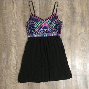 Lulumari Neon Mini Dress from Urban Outfitters